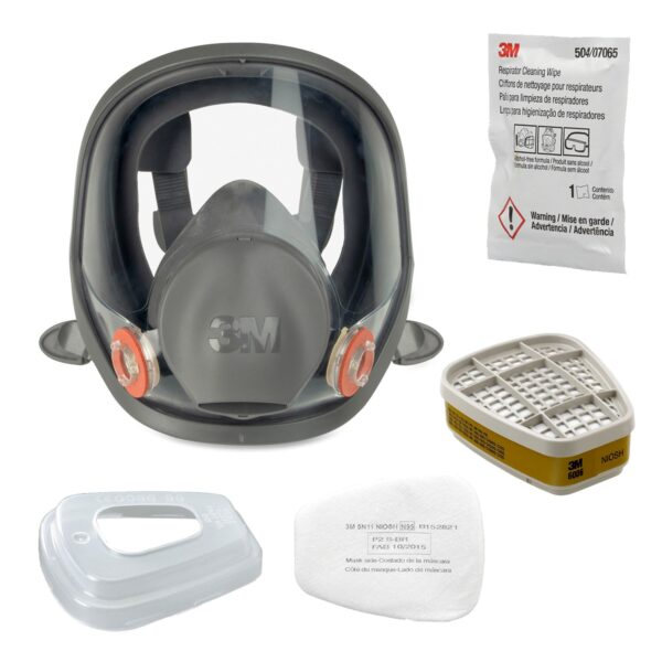 3M 6800 FULL FACE REUSABLE RESPIRATORY PROTECTION KIT 3M 6800 FULL FACE REUSABLE RESPIRATORY PROTECTION KIT