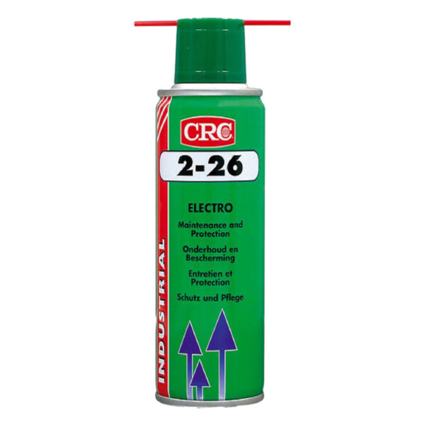 CRC 2 26 ELECTRICAL CONTACT CLEANER 500ML CRC 2-26 ELECTRICAL CONTACT CLEANER 500ML