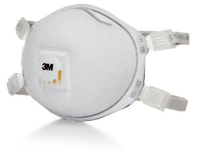 3m particulate welding respirator 8212 n95 with faceseal 3 3M™ Particulate Respirator 8212 N95 (Pack of 10)